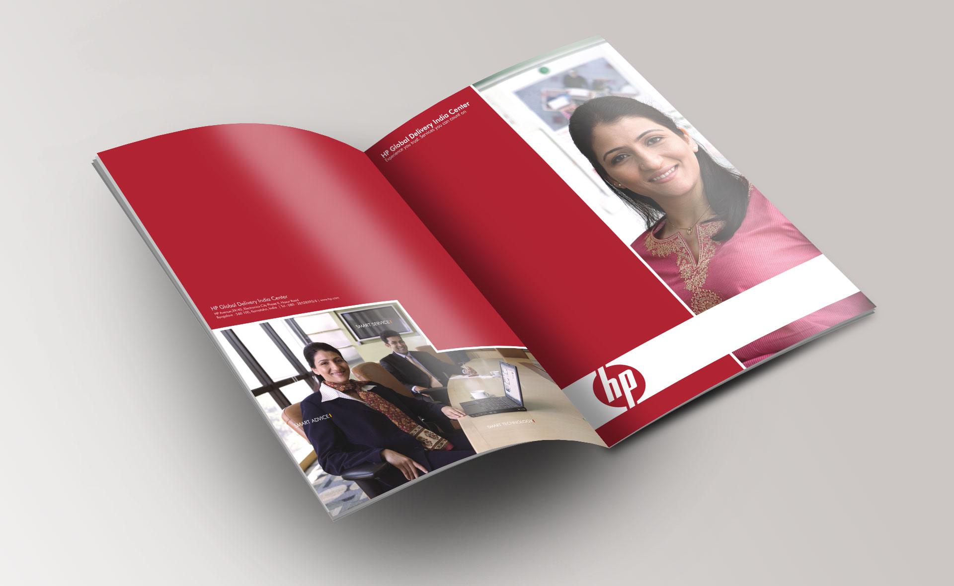 File Folder Design for Hewlett Packard - hp