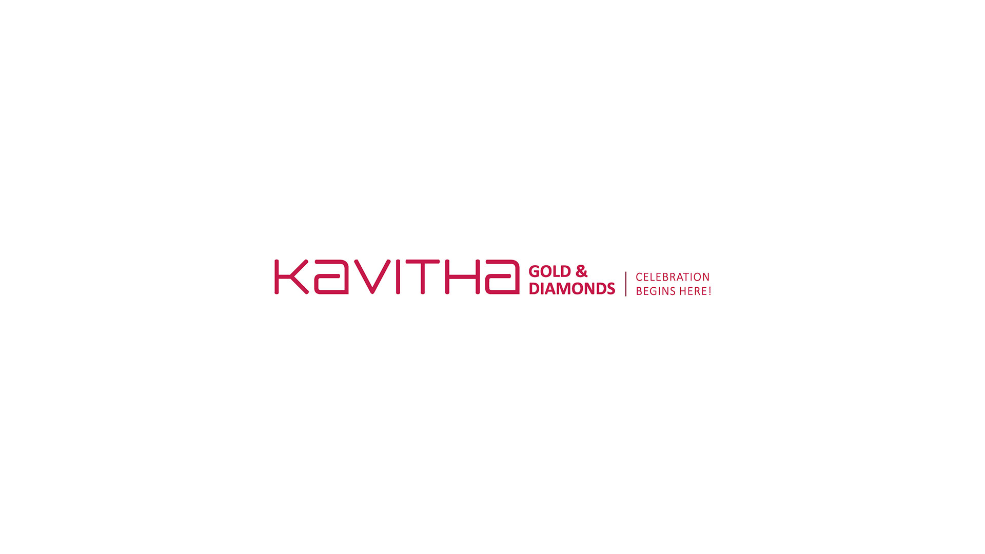 Kavtiha Gold & Diamonds Logo on white background