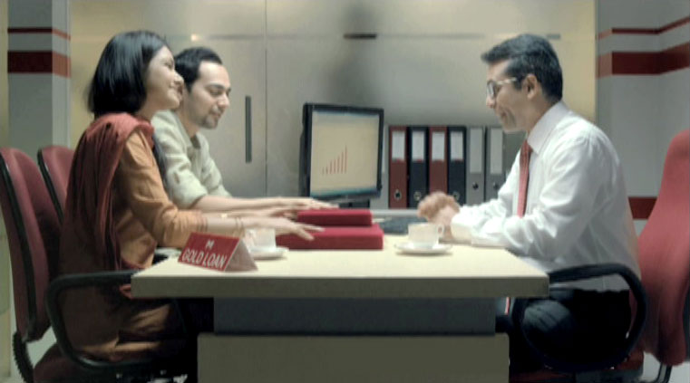 Muthoot Finance Tv Commercial